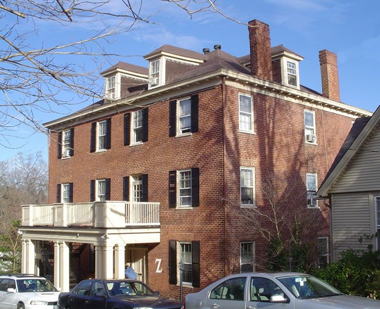 DZ Sorority Hamilton House
